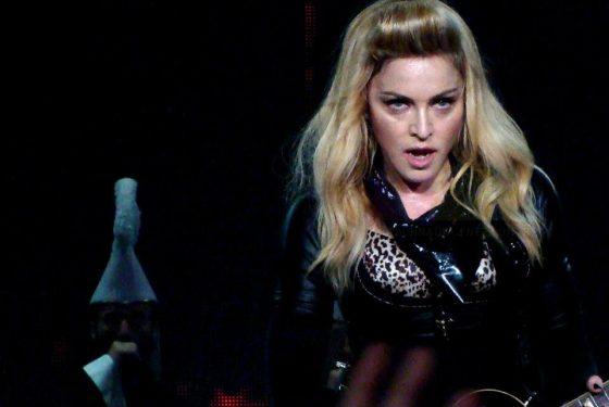 Madonna: exemplo de disciplina e determinação