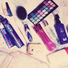 Como é a minha sequência de aplicaçao de cosméticos e maquiagem