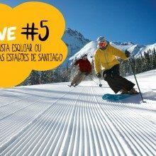 Especial NEVE – Parte 4: Quanto custa esquiar em Santiago?