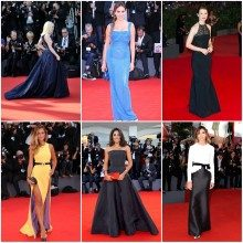 Venice Film Festival 2013 – Mais looks