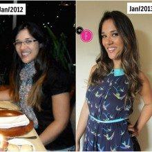 Meu antes e depois – Emagrecendo com o #desembucha