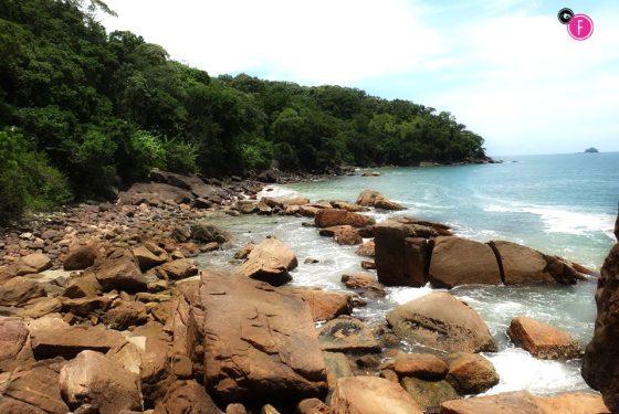 Minhas férias na Praia do Cedro