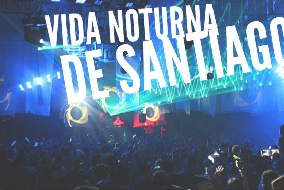 Vida Noturna em Santiago