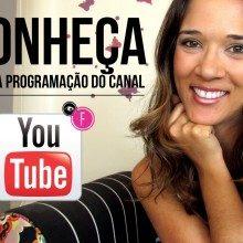 [Vídeo] Conheça a Nova Programação do Canal