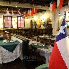 Restaurante Típico em Santiago – Los Adobes de Argomedo
