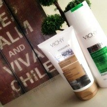 Resenha: Shampoo e Condicionador Vichy para Cabelos Oleosos