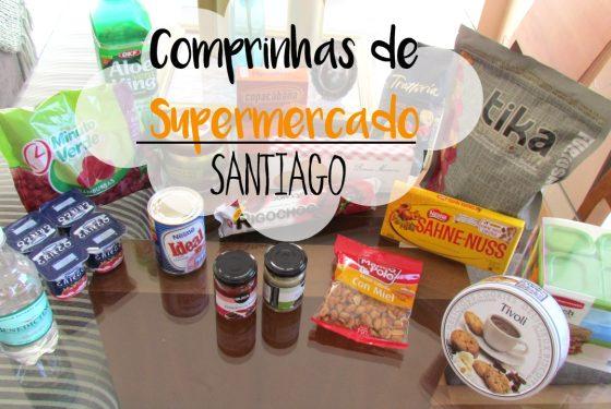 Comprinhas Diferentes nos Supermercados de Santiago