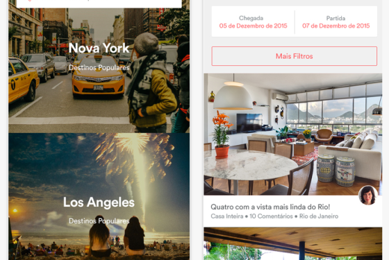 Como funciona o Airbnb e porque as pessoas estão preferindo alugar casas para viajar