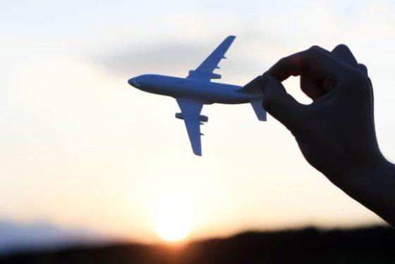 10 coisas bizarras sobre viajar de avião