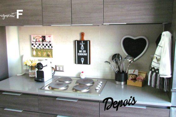 DIY – 5 ideias para Decorar a Cozinha