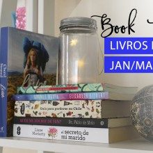Livros Lidos & Book Haul – Jan/Mar 2016