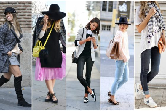 Como usar looks elegantes sem salto
