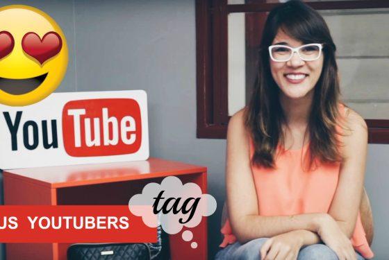 TAG – Meus Youtubers