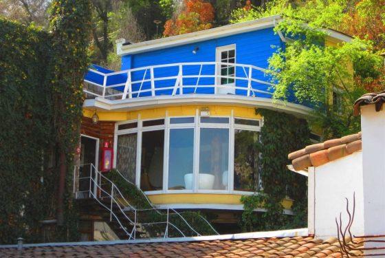 As Casas de Pablo Neruda