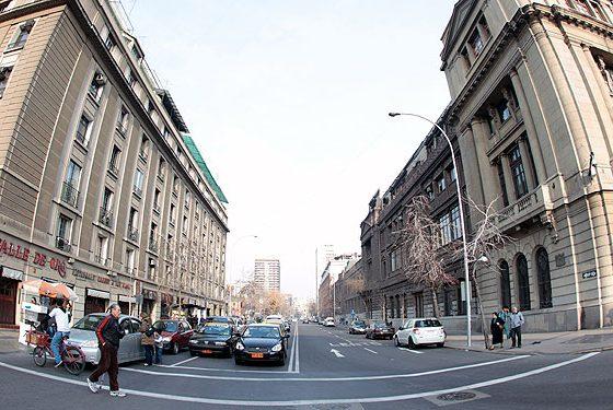 Nunca vá ao Centro de Santiago no dia 11 de Setembro